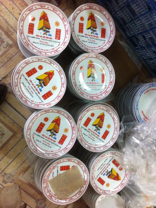 san pham gom su bat trang